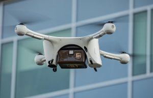 无人机送货:UPS成立子公司专注于无人机插图