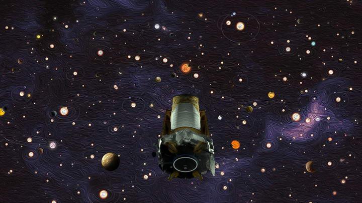 类太阳恒星周围能发现类地球行星的比例很高缩略图