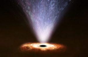 找到活跃星系核第三种类型喷流,强劲黑洞风能改造宿主星系插图
