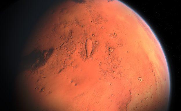 科学家:技术暂不成熟,可能要上千年后才能殖民火星缩略图