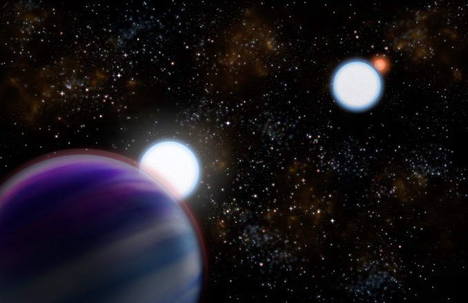 追踪双星中的系外行星缩略图