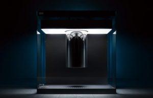 """由蓝色巨人IBM发布的全球第一款商用量子电脑""""蒙娜丽莎""""说起插图"""