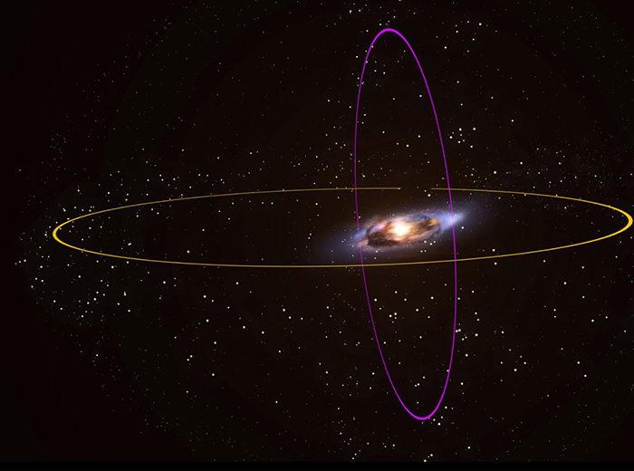 仙女座大星系吞噬其它星系,且分为两阶段!