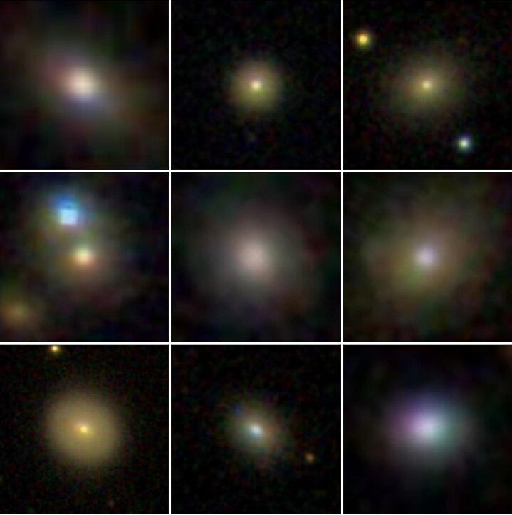 新研究表明黑洞会阻碍矮星系的生长插图