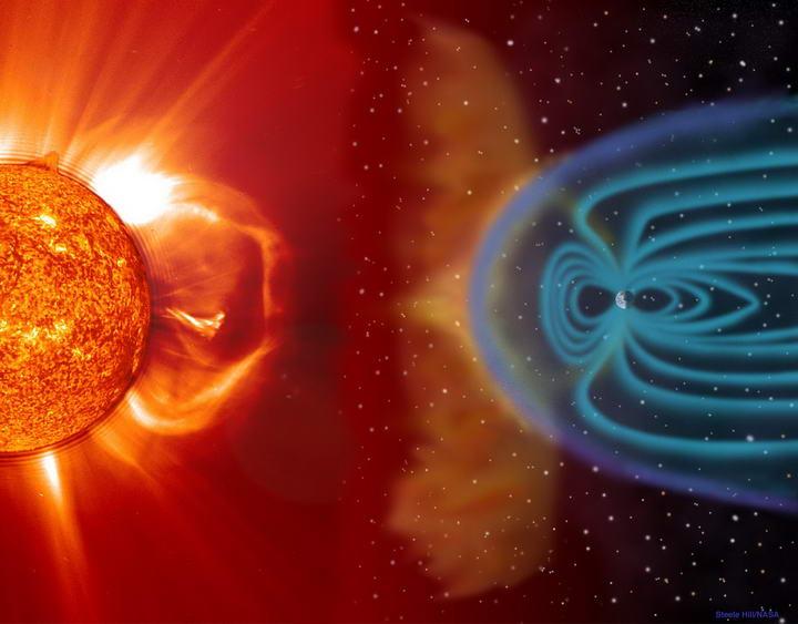 科学家为了研究太阳风在实验室中打造了一颗迷你太阳插图2