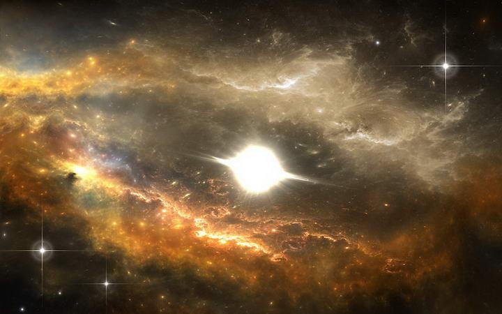 天文学家发现罕见的分子,可解答行星来源之谜插图