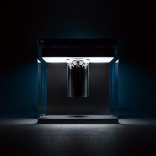 """由蓝色巨人IBM发布的全球第一款商用量子电脑""""蒙娜丽莎""""说起"""