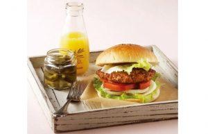 减肥食谱》豆腐鸡胸肉排汉堡插图