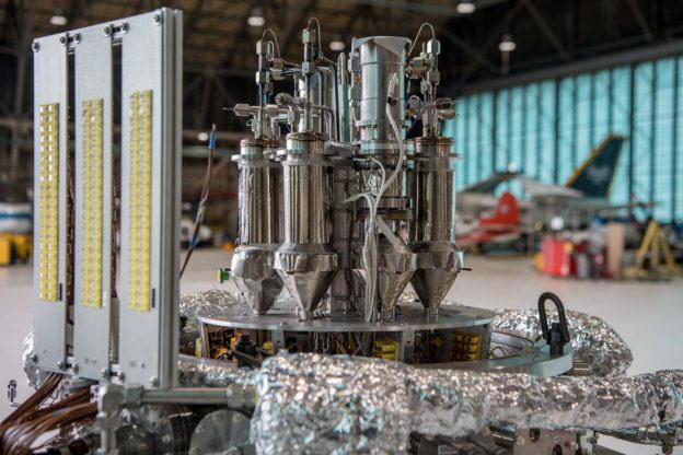 NASA微型核反应堆装置发电效率高,将于2022年送往火星测试插图