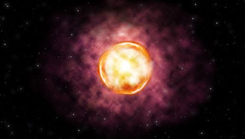 天文学家终于发现爆炸后啥都不剩的超新星插图