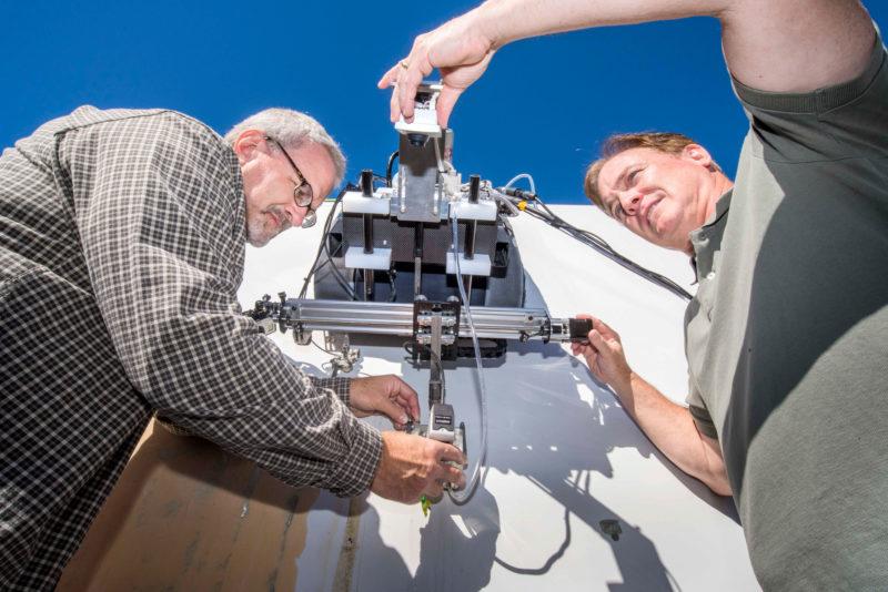 未来无人机、攀爬机器人将取代人工检查风力发电机插图2