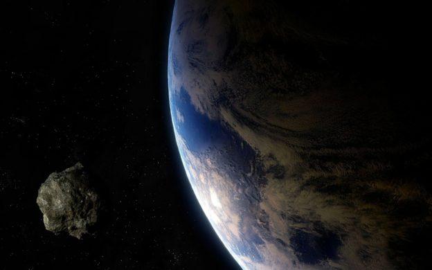科学家在蛤蜊化石中发现未知小行星的撞击痕迹