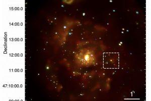 天文学家首次在X射线波段发现银河系外行星缩略图