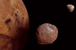 一颗火星特洛伊小行星可能是月球分裂出去的缩略图