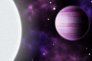 发现目前所知最高温的热木星:表面温度高达3200℃缩略图