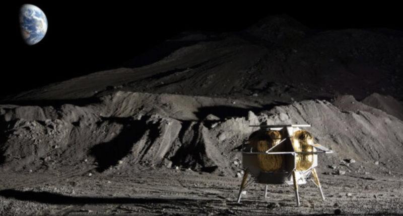 月球葬:只需12500美元,你就可以把墓地建在月球表面插图