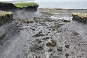 北极的永冻土层若融化,可能会释放出大量有毒气体缩略图
