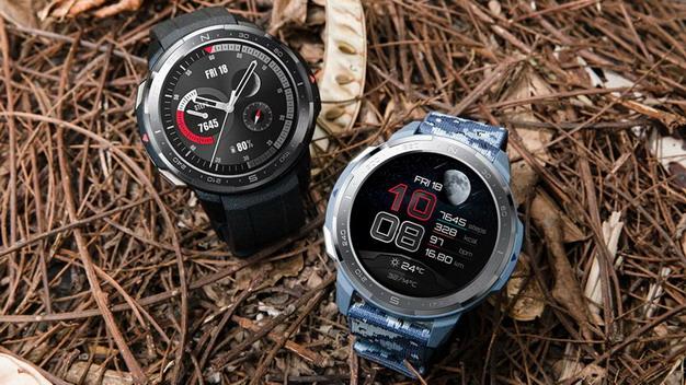 荣耀推出新款智能手表Watch GS Pro 长达25天续航力插图