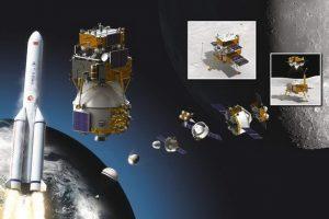 嫦娥5号11月24日顺利升空将执行月球采样任务缩略图