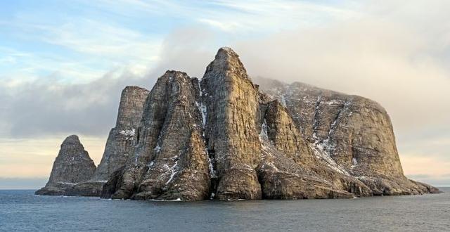 地质学家在加拿大找到了古老板块存在的证据