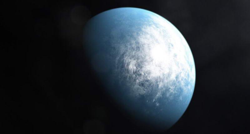 科学家在100光年之外发现酷似地球的一颗行星
