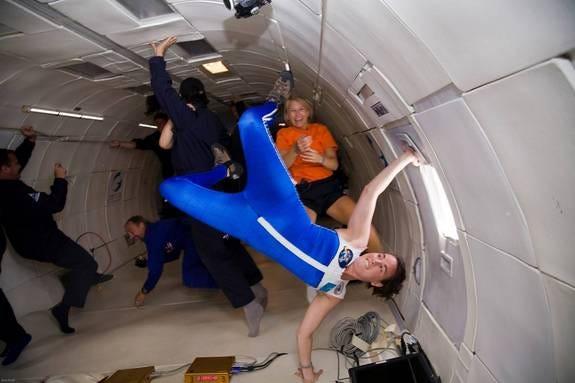 如何在太空中做爱和繁衍后代?