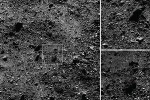 欧西里斯号成功登陆贝努小行星收集样本缩略图