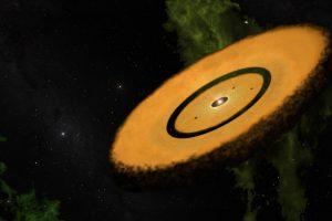 彼得潘行星盘:能够维持数千万年的原行星盘,比一般的存在时间长十倍缩略图