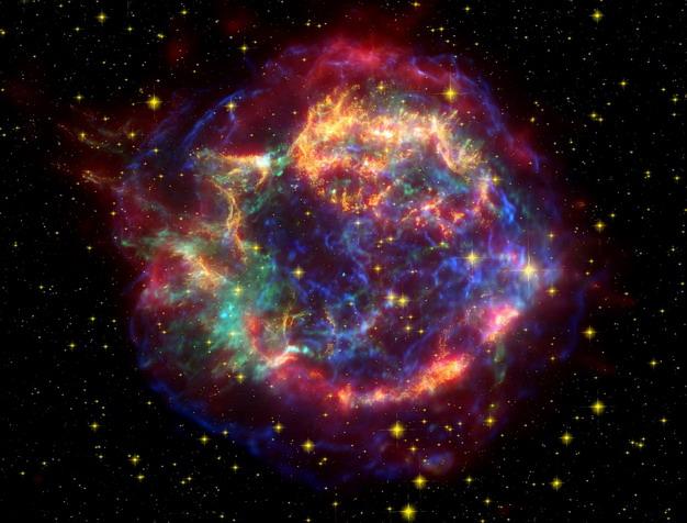 古代树木的年轮可能蕴藏着超新星爆发的秘密
