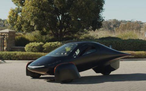 太阳能电动汽车Aptera每天充电能开60km