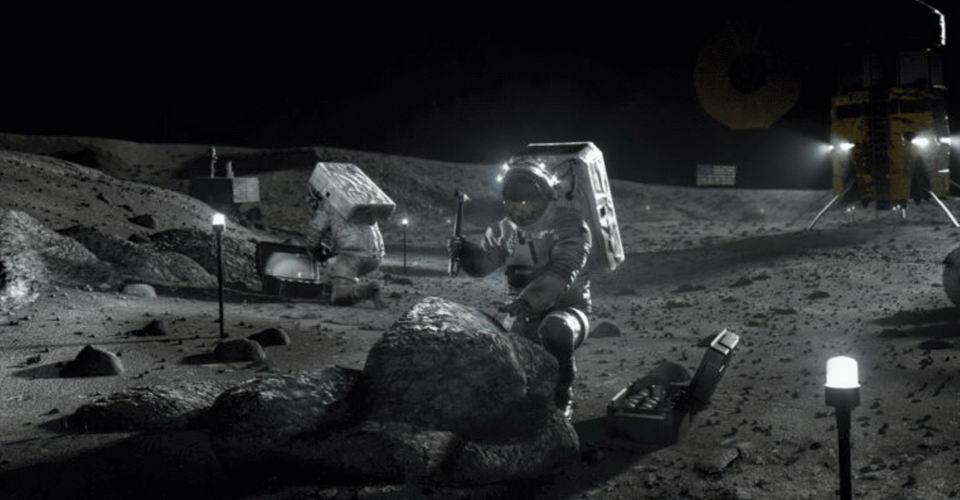 美国宇航局NASA发布了2024年登月的详细计划,他们打算在月球南极建立基地
