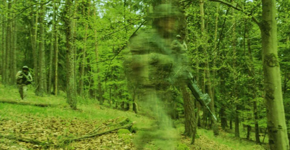 韩国军方研发出可以躲过任何摄像机的隐形衣