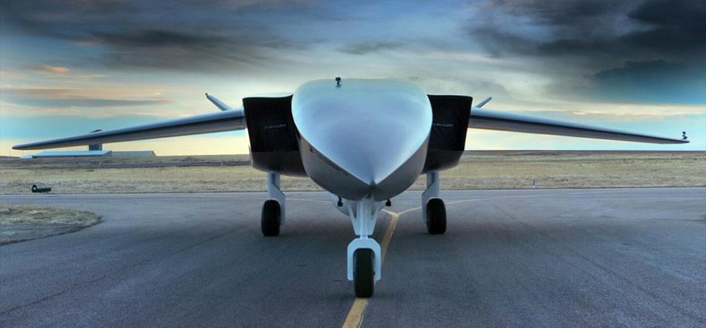 美国Aevum公司开发了一款能够发射运载火箭的无人飞机Ravn X