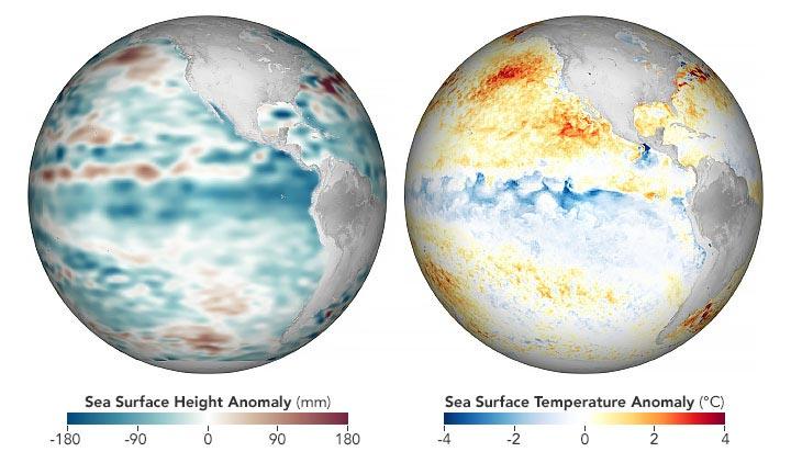气候异常拉尼娜现象即将归来插图2