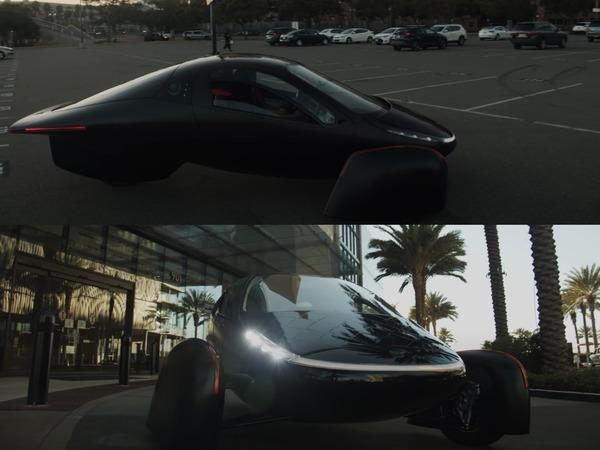 太阳能电动汽车Aptera每天充电能开60km插图6