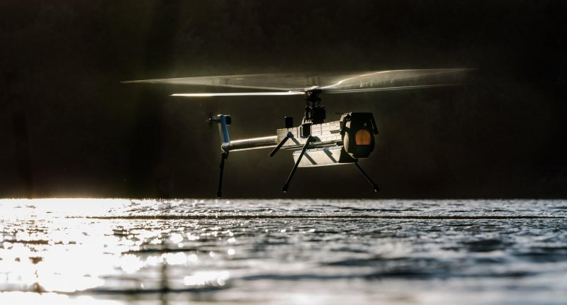 Ghost 4:新型人工智能无人机可成为军事武器