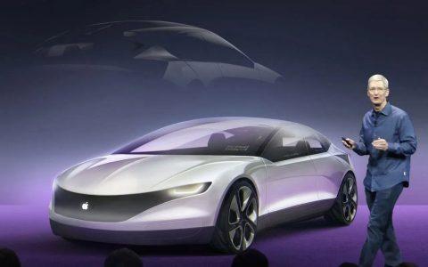 苹果泰坦计划曝光:2024年将电动汽车AppleCar
