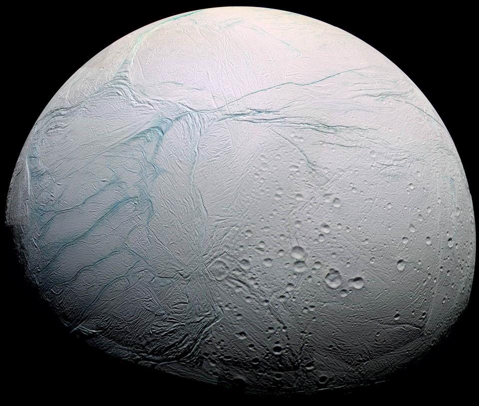 土卫二地下海洋中具备生命生存的条件