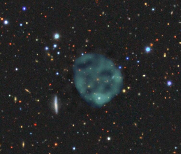 ORCs:宇宙中的一种新的烟雾状天体,困扰天文学家插图
