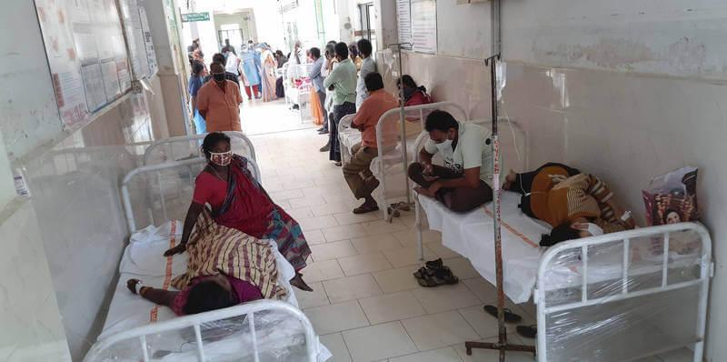 印度爆发了一种神秘的怪病,感染者会有类似癫痫的症状