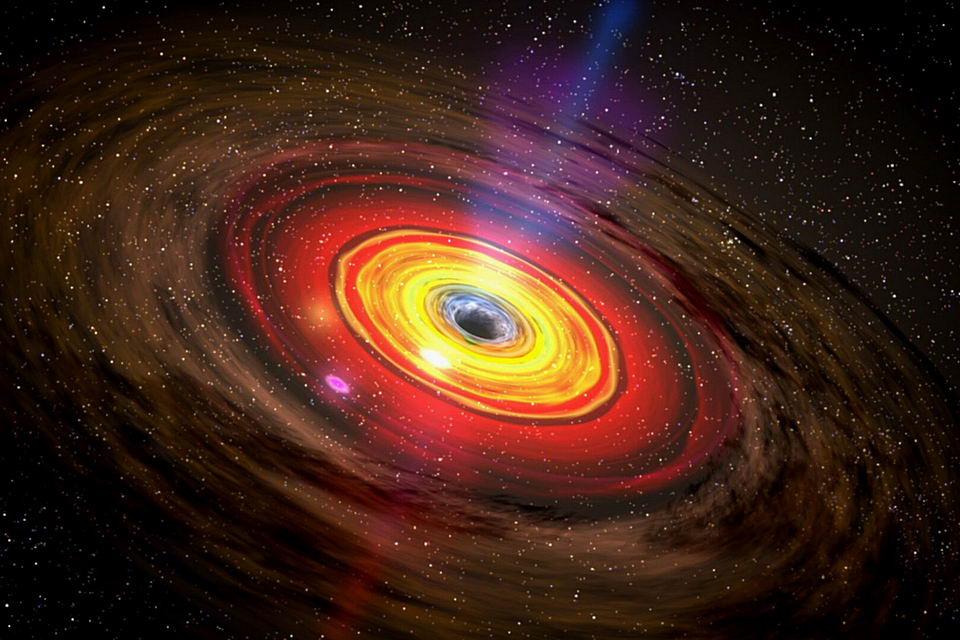 遥远Abell 2261星系中心的超大质量黑洞失踪之谜插图2