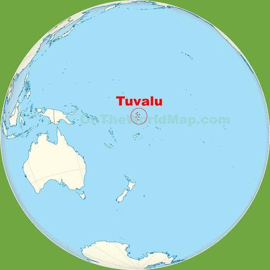 图瓦卢:世界上最没有存在感的国家之一