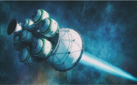 目标巴纳德星——代达罗斯计划