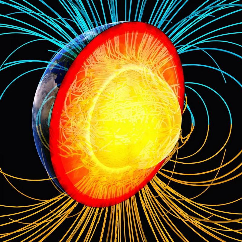 """2000年前地球磁场反转对环境的影响新研究"""""""