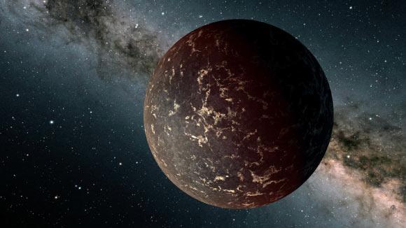 科学家首次发现系外行星具有地质活动的证据插图