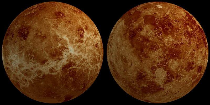 金星一天长达243.0226个地球日,每天时长还不一样