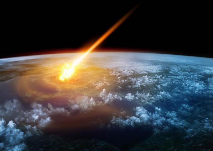 有证据表明,一颗彗星大约在13,000年前撞击了地球。
