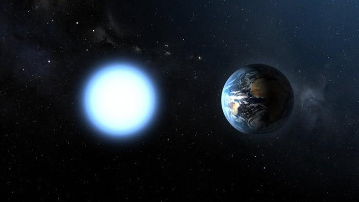 白矮星周围的行星上会有生命存在吗?
